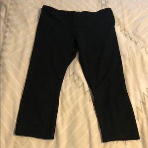 Columbia sportswear cropped leggings